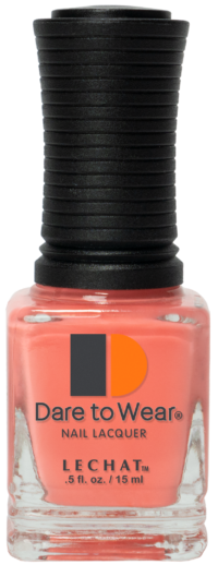 half ounce bottle of Dare to Wear lacquer