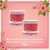Buy 5 Perfect Match 3in1 Color Powder Get 1 Perfect Match 3in1 Color Powder FREE