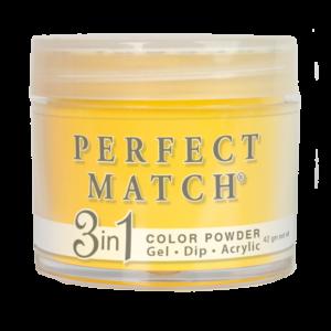 42gm jar of yellow 3in1 Powder