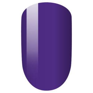 Purple nail tip