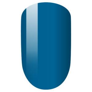 navy blue nail tip