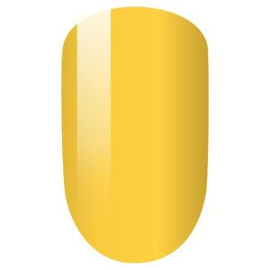 yellow nail tip