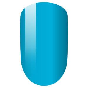 blue nail tip